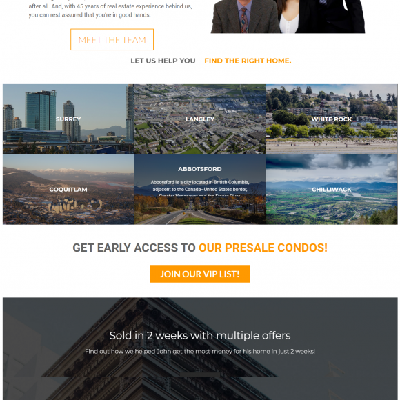 Real Estate Services For Surrey